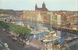 Ansichtkaart - Amsterdam – REDERIJ PLAS – 1963-1966