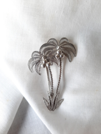 Broche kokospalm