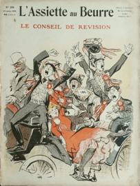 L'Assiette au Beurre – No 258 – 10 mars 1906