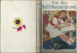 Belt U Marjoleintje even...  – FREDDY HAGERS - ca. 1955