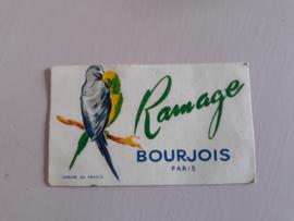 Kaartje Ramage Bourjois Paris