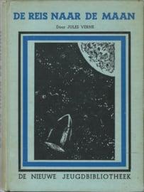DE REIS NAAR DE MAAN DOOR JULES VERNE – ca. 1929