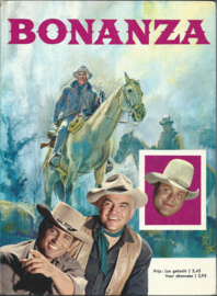 BONANZA - TV Favorieten Reeks - 1967 (♪)