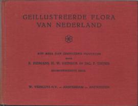 GEÏLLUSTREERDE FLORA VAN NEDERLAND – E. HEIMANS, H.W. HEINSIUS EN JAC. P. THIJSSE - 1965