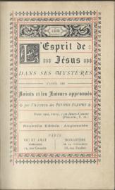L'Esprit de Jésus DANS SES MYSTÈRES - 1893 (#)