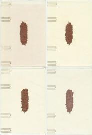Baedeker voor de vrouw - SET van 4 delen 'De weg tot het hart' - 1955