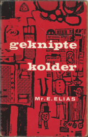 GEKNIPTE KOLDER – Mr. E. ELIAS - 1962