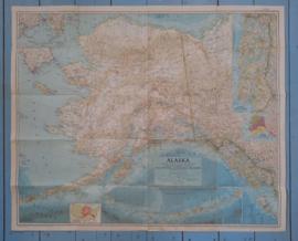 ALASKA – John Oliver LaGorce - 1956