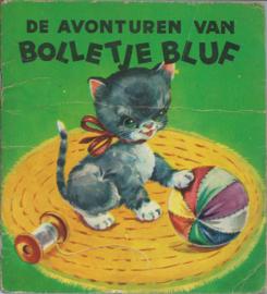 DE AVONTUREN VAN BOLLETJE BLUF – CORRIE SHERREWITZ – ca. 1960