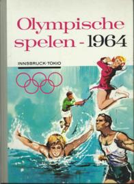 Olympische spelen – 1964 - INNSBRUCK-TOKIO - 1964