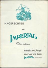 NAGERECHTEN MET IMPERIAL PRODUKTEN - 1958 (2)