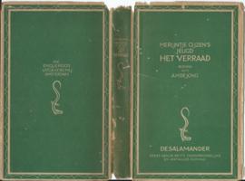 HET VERRAAD [MERIJNTJE GIJZENS JEUGD] – A.M. DE JONG - 1949