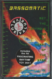 MC – Bassomatic – Set The Controls For The Heart Of The Bass - 1990 (♪)