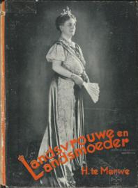 LANDSVROUWE EN LANDSMOEDER DOOR H. TE MERWE - 1938