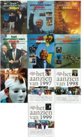 het aanzien van … 1990 t/m 1999 (10 stuks) - Han van Bree e.a. - 1991 t/m 2000