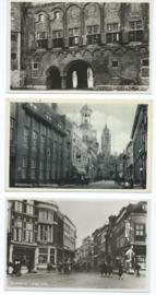 SET van 3 ansichtkaarten - Middelburg (#)