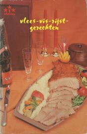 vlees-vis-rijst-gerechten – PAUL LENSINK - 1977