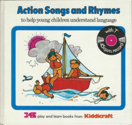 Action Songs and Rhymes to help young children understand language - 1976