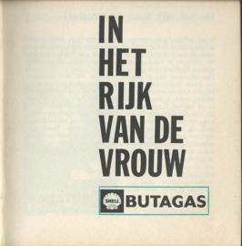 IN HET RIJK VAN DE VROUW – ca. 1965
