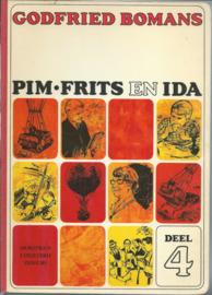 PIM, FRITS EN IDA – DEEL 4 -  De ontsnapte ballon - GODFRIED BOMANS – ca. 1966