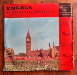 ENGELS OP REIS EN VOOR CONVERSATIE – DUBBEL ALBUM (2 LP's) – 1 - ca. 1971