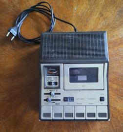 Cassette Recorder - GRUNDIG CR485 - STEREO – 1980
