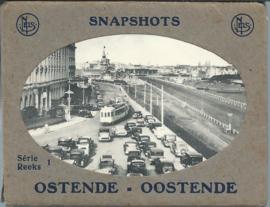 SNAPSHOTS OSTENDE – OOSTENDE – Serie/Reeks 1 (8/10)