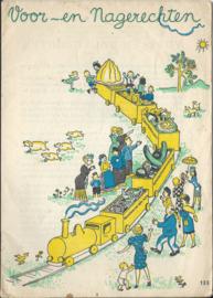 Voor- en Nagerechten - 1955
