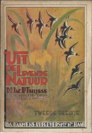 UIT DE LEVENDE NATUUR DOOR DR. JAC. P. THIJSSE - 1930