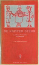 DE KAMPER STEUR – D.J.W. Teding van Berkhout - 1980