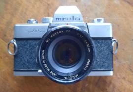 Fotocamera - Minolta SRT 101 - s/n: 2886518 – 1966-1976