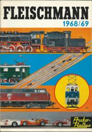 FLEISCHMANN - Catalogus - 1968/69