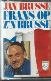 Cassette - JAN BRUSSE – FRANS OP Z'N BRUSSE -  1979