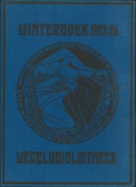 VIERDE WINTERBOEK VAN DE WERELD- BIBLIOTHEEK 1925-1926