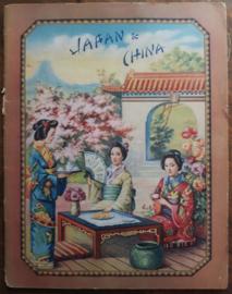 Theodorus Niemeijer - JAPAN & CHINA – (Niemeijers tabak) – 1928