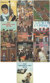 het aanzien van … 1970 t/m 1979 (10 stuks) - Gerard Vermeulen / Johan Jongma – 1973 t/m 1980