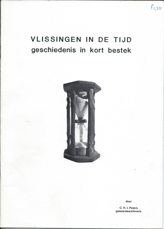 VLISSINGEN IN DE TIJD - 1982