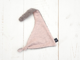 "Speendoekje ""Dusty roze"""