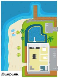 "PlayPlaid ""Beach"""