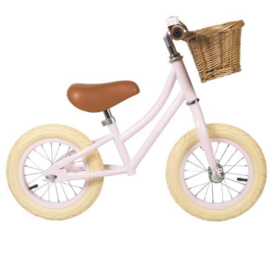 "Banwood loopfiets First Go ""Pink"""