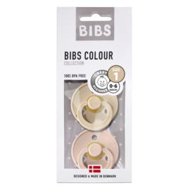 "Bibs Blister ""Vanilla/Blush"""
