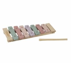 "Houten xylofoon ""Adventure Pink"""