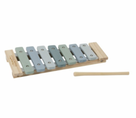 """Houten xylofoon """"Adventure Blue"""""""
