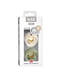 "Bibs Blister ""Ivory & Sage"""