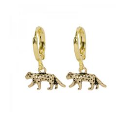 Oorringetjes luipaard