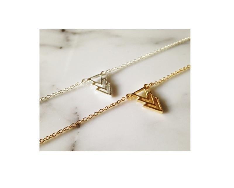 Armband  'driehoek'
