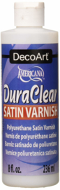 DuraClear Satin Varnish 236 ml