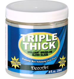 Tripple Gloss Glaze, pot 236 ML