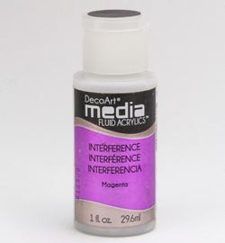 Interference Magenta