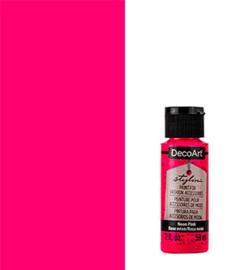 Stylin Neon Pink